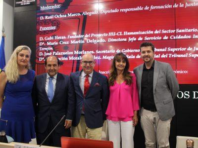 El Colegio de Abogados de Madrid acoge un debate sobre la Humanización de la Justicia