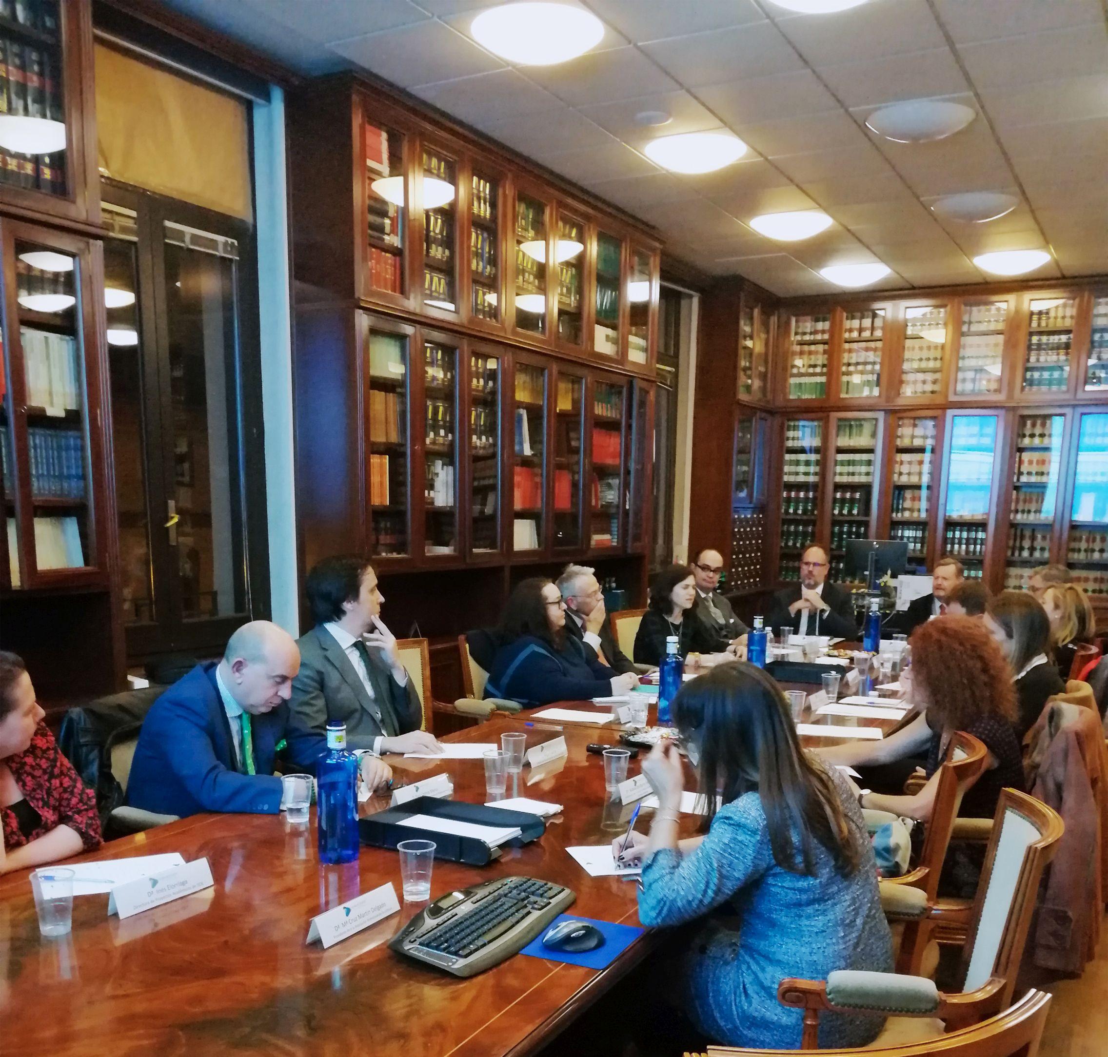 Las escuelas y universidades españolas también se unen a la Humanización de la Justicia desde la formación
