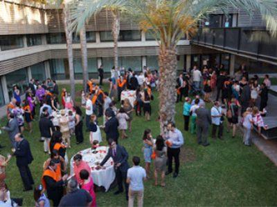 Evento Isde Alumni Barcelona en favor del proyecto Humanizando la Justicia