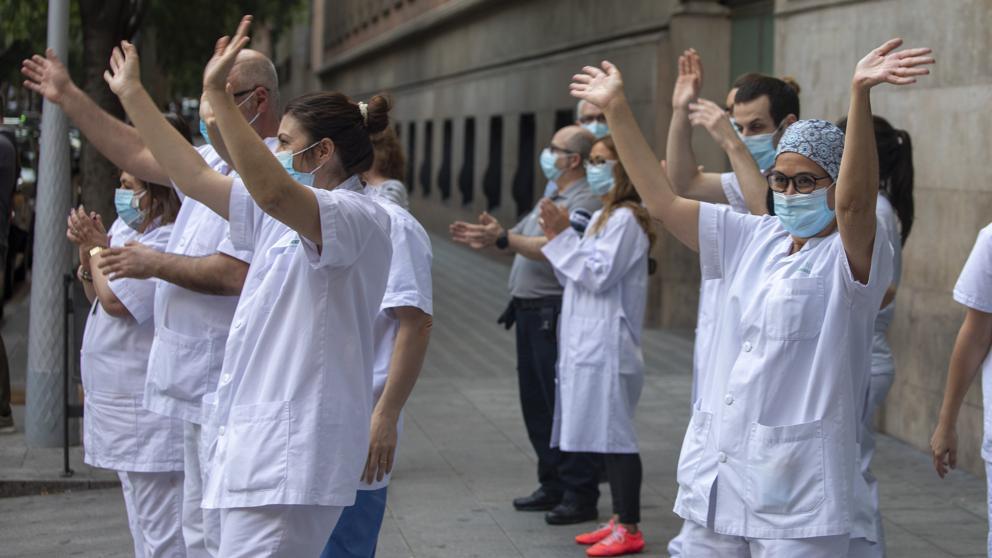 Llega la avalancha de reclamaciones contra los sanitarios por los perjuicios sufridos por el Covid 19